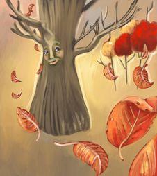 Free Old Tree Stock Image - 6712371
