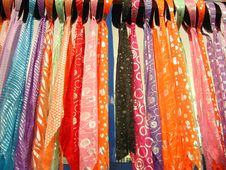 Free Colorful Hairbands Stock Photo - 6712390