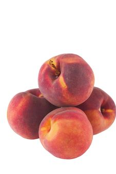 Free Ripe Peaches Stock Images - 6712594