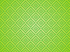 Free Green Tapestry. Stock Images - 6713904