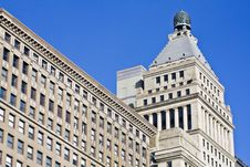 Free Old Architecture - South Michigan Avenue Stock Images - 6715634
