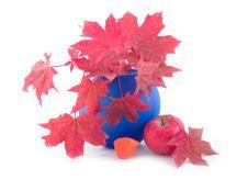 Free Red Autumn Stock Photos - 6716243