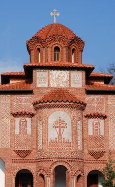 Free Greek Orthodox Monastery Stock Photo - 6716410