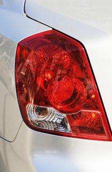 Free Lamp Of Car Stock Photo - 6716430