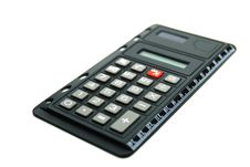 Free Calculator Royalty Free Stock Image - 6717676