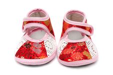 Free Little Baby Shoe Royalty Free Stock Images - 6718399