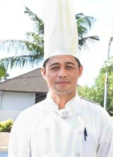 Free Senior Chef Royalty Free Stock Photos - 6718758