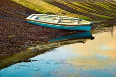 Free Wooden Boat. Royalty Free Stock Image - 6719166