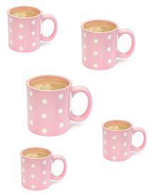 Tea And Coffee Mugs Stock Images