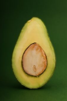 Free Avocado Close-up Royalty Free Stock Photography - 6719327