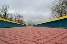 Free Road To The Bridge Stock Photos - 6719663