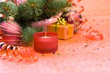 Free New Year S And Christmas Decoration Stock Image - 6719711