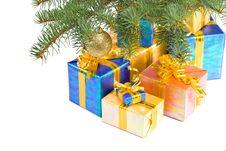 Free Gift Boxes Stock Photo - 6719720