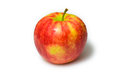 Free Red Apple With Water Drops On A White Background Stock Photos - 67132973