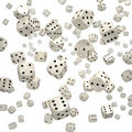 Free Falling Dice Stock Images - 6720514