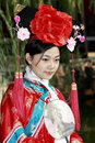 Free Classical Beauty In China. Royalty Free Stock Photo - 6724385
