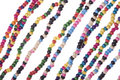 Free Colorful Beads Stock Photography - 6725962