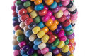Free Colorful Beads Stock Photography - 6726492