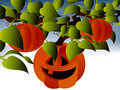 Free Happy Halloween Pumpkin Royalty Free Stock Images - 6728039