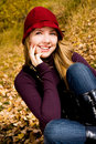 Free Happy Girl In The Park Stock Photo - 6728400