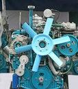 Free Diesel Engine Stock Photo - 6728990