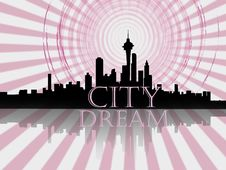 Free City Dream Royalty Free Stock Photography - 6720237