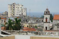Beautiful Havana Royalty Free Stock Images