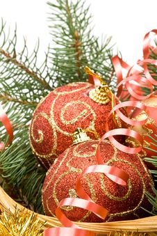 Free New Year S And Christmas Decoration Stock Photos - 6720373