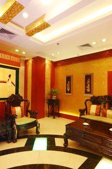 Free China Hotel Renovation Stock Image - 6720841