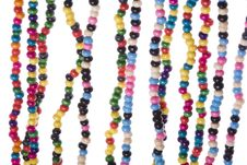 Free Colorful Beads Stock Image - 6721471