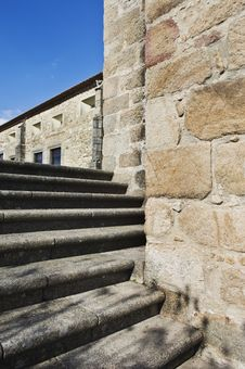 Free Granite Stairway Stock Images - 6721794