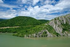Free River Danube Stock Photos - 6722853
