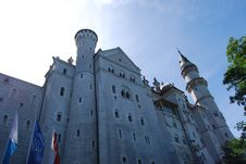 Free Ludwig II Neuschwanstein Castle Stock Images - 6723184