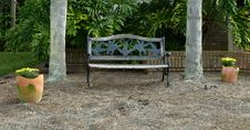 Free Park Bench 006 Stock Image - 6723591