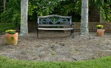 Free Park Bench 007 Royalty Free Stock Photo - 6723605