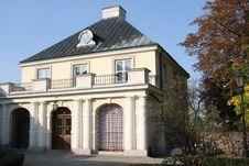 Residence Royalty Free Stock Photo