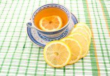 Free Tasty Fragrant Tea Royalty Free Stock Image - 6724396