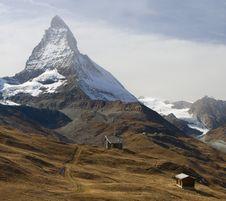 Free Matterhorn Stock Image - 6724531