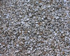 Free Gravel Texture Background Royalty Free Stock Photo - 6724765