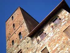 Free Tower Of Arnolfo Di Cambio Stock Image - 6724931