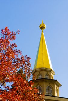Free Golden Autumn Royalty Free Stock Photos - 6725348