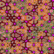Free Christmas Pattern Royalty Free Stock Photo - 6725835