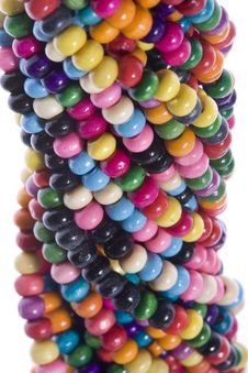 Free Colorful Beads Stock Images - 6726264