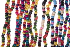Free Colorful Beads Royalty Free Stock Photography - 6726497