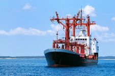 Free Trasnportation Ship Stock Images - 6727344