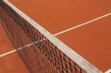 Free Tennis Court Royalty Free Stock Photo - 6727545