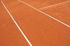 Free Tennis Court Stock Photography - 6727552