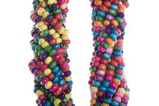 Free Colorful Beads Stock Image - 6727841