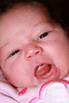 Free Baby Girl Royalty Free Stock Photography - 6727967