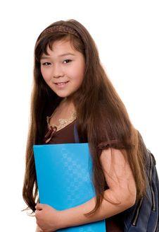 Free Schoolgirl Royalty Free Stock Image - 6728636